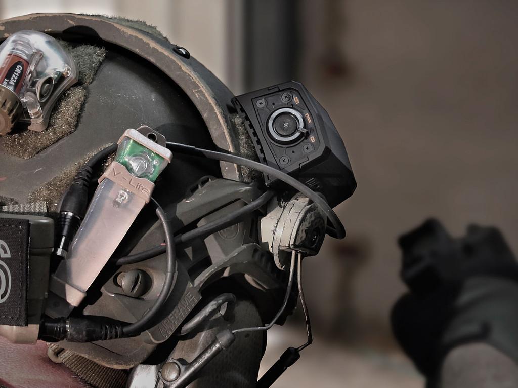 Nahełmowa kamera taktyczna MOHOC Elite Ops