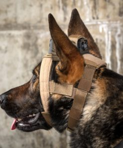 MOHOC K9 Uprząż dla psa